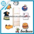 personalizzati frigorifero magneticpvc frigorifero congelatore magnete adesivo made in china