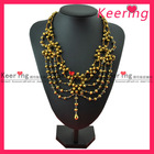 2014 Fashion leader necklaces jewelry WNK-214