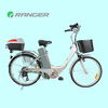 350W 36V 10AH E-BIKE with Pedals or throttle bar
