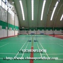Portable volleyball/basketball court wood flooring/badminton court sports flooring
