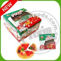 Halal gummy pizza candy