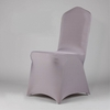 Grey spandex chair cover, wedding chair cover, banquet chair cover