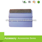 ABS and pp material felt squeegee