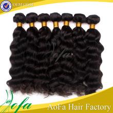 Wholesale grade 5a unprocessed 100% brazilian human hair