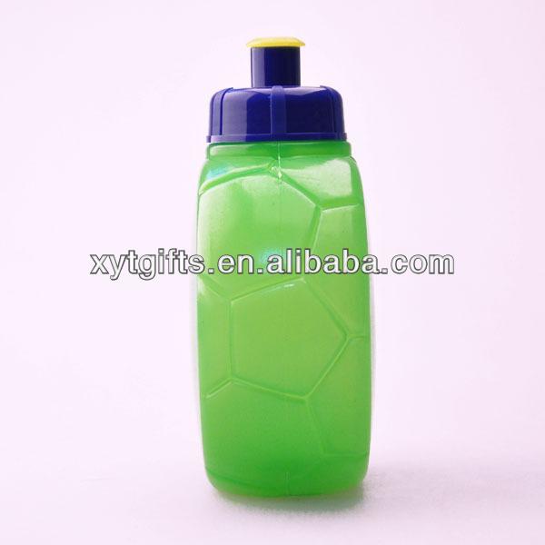 atacado nova bpa livre garrafas vazias frasco exército pebd 500ml cantil plástico