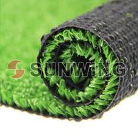 SUNWING cheap synthetic green grass turf carpet