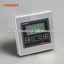 FCU digital thermostat LCD program HVAC discount thermostat housing