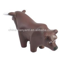 Wall Street Bull Bear Stress Balls