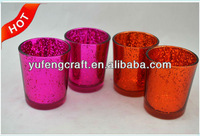 mercury glass for tealight YF0285