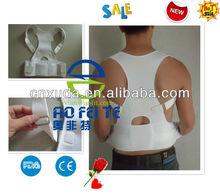 Néoprène épaule retour brace Posture correcteur Body Wrap Rectify Posture bosse rectification