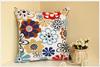 hot design polyester/cotton pillow case salon/home decorative floral design cushion case cotton-printed-pillow