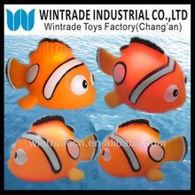 Orange LED Flashing Clown fish