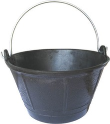 rubber cement/feed bucket made in China