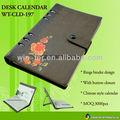 Wt-cld-197 venda quente inglês Árabe 2013 calendário
