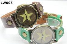 latest fashion genuine leather watch case