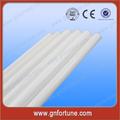 de plástico de alambre eléctrico de protección de la manguera del tubo tubo