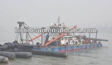 QGMC-1500 dredger /Hydraulic Suction Dredger/ hydraulic cutter suction dredger / KX-CSC/Pumping sand boat/Silt cleaning vessel