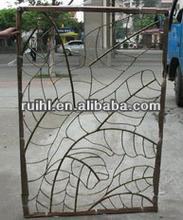 decorative metal window grills