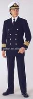 Latest captain uniform in 2014