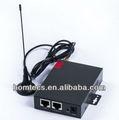 Industrial módem usb 3g con antena externa, los puertos ethernet, rs232/rs485 h20series