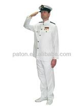 latest white yacht captain uniform in 2014