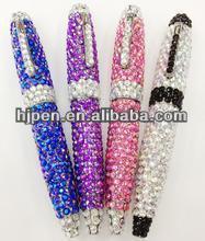 Wholesales Ballpoint Pen, Multicolor Mini Pens With Rhinestone