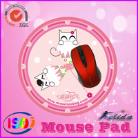 shape and types photo hot sale mouse pad