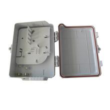 Low cost plastic fiber storage box