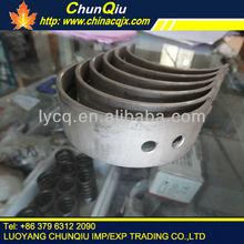 YTO PY180D-2 motor grader shangchai engine D6114ZG1B part upper bearing main bearing D02A-110-01A