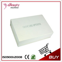 Luxury hot sell handle facial brush clear for face