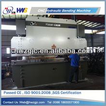 WC67Y cnc 4 axis small press brake bending machine, cnc press brake 6 axes, cnc automatic folding machine