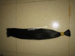 Wholesale High Quality No Tangle 100% Virgin Vietnam Double Drawn Hair