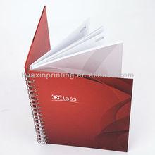 spiral notebook/2012 calendar notebook