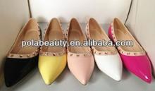 oullis casula flats shoe lady dress shoe PJ2445