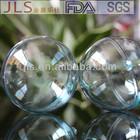 Openable transparent plastic ball,Hollow plastic balls