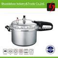 Aluminium cuisinière à induction avec cuisinière à gaz