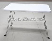 Recliner Computer Desk H32CM Folding Plastic Table