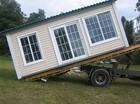 fast smart beautiful caravan hut for living perfab house