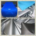 Tecido100%poliéster tecido impermeável para a jaqueta de tecido