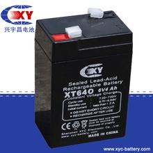 sealed lead acid batteries 4ah,6v