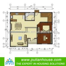 two floors ready duplex house design with balcony