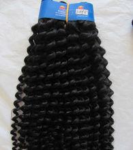 Hot fashion #1b bohemian kinky curl china factory chinese human hair weaving extensions 5a mongolian kinky curly