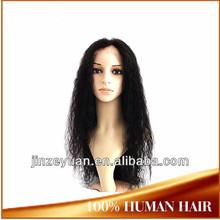 New Fashion Wig 100% Brazilian Human Hair Wig Tangle Free And No Shedding