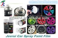 Colorful peelable plastic dip erasable rubber coating paint for car