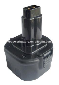 DEWALT 9.6V Replacement Power Tool Battery 3600mAh NI-MH