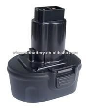 DEWALT 7.2V Replacement Power Tool Battery 3600mAh NI-MH