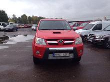 Toyota Hilux D-CAB 2008