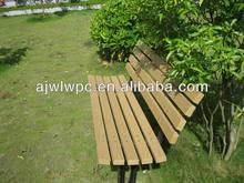 composite wood plastic outdoor bench/outdoor sofa