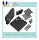 customized tungsten carbide draw plate made in china