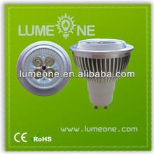 4w high power gu10 spot light12v remote control switch